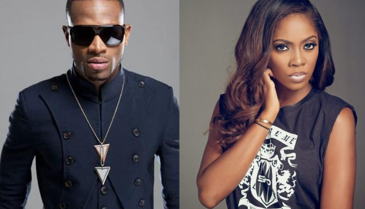 Photo of D'banj features Tiwa Savage in new video