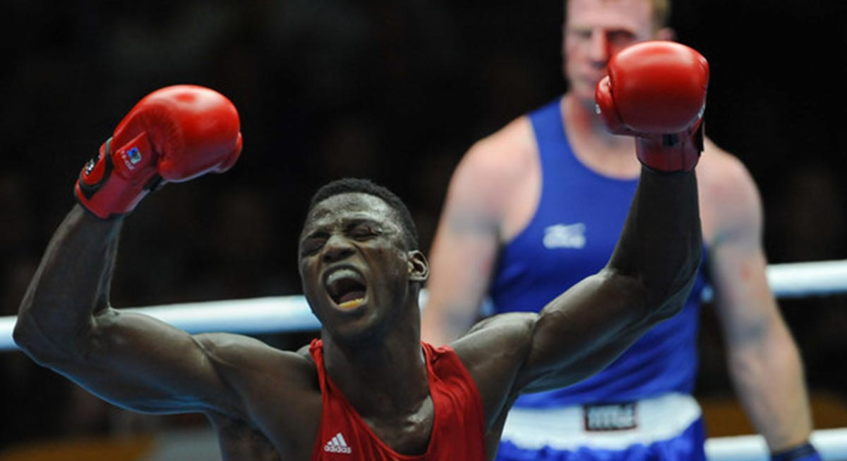Photo of Boxing: Nigeria's Efe Ajagba records another massive knockout victory