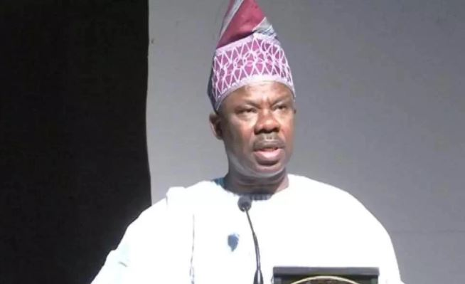 Photo of Ex-Ogun gov, Amosun opens up on 2023 presidential ambition