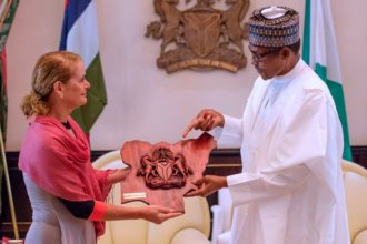 Buhari receives Governor-General of Canada in Abuja, reinstates commitment to free, fair elections