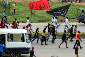 BREAKING: Shiites temporarily suspends protests nationwide