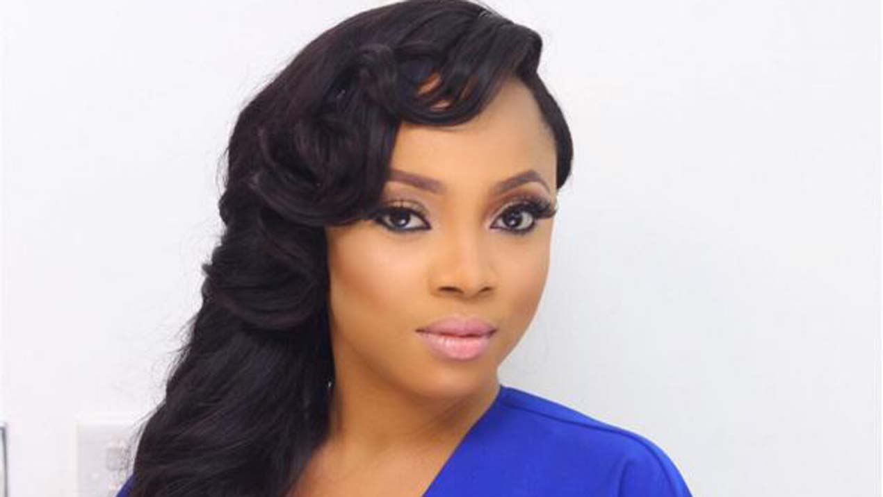 Marriage is nothing but luck - Toke Makinwa