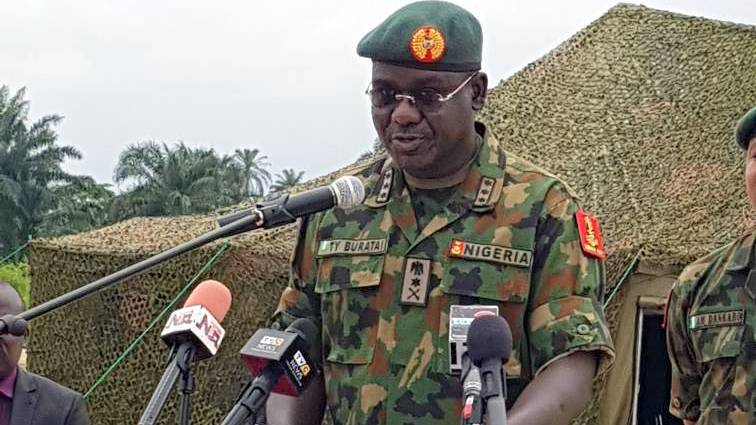 Photo of Army adopts spiritual warfare to counter insurgents' propaganda – Buratai