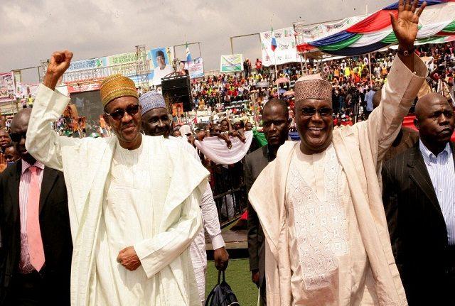 Photo of Buhari, Atiku shun 2019 presidential debate, give reasons