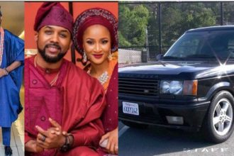 Banky W to auction car for charity after being trolled
