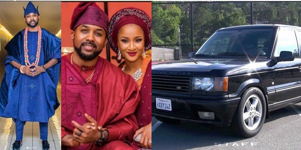 Photo of Banky W to auction car for charity after being trolled