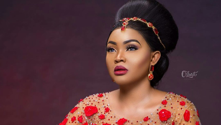 "Mercy Aigbe announces new movie ""Deceit"""