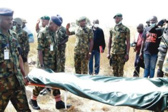 Remains of 'missing general' Alkali buried in Abuja