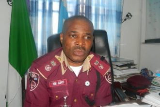 Anambra FRSC boss dies in auto crash