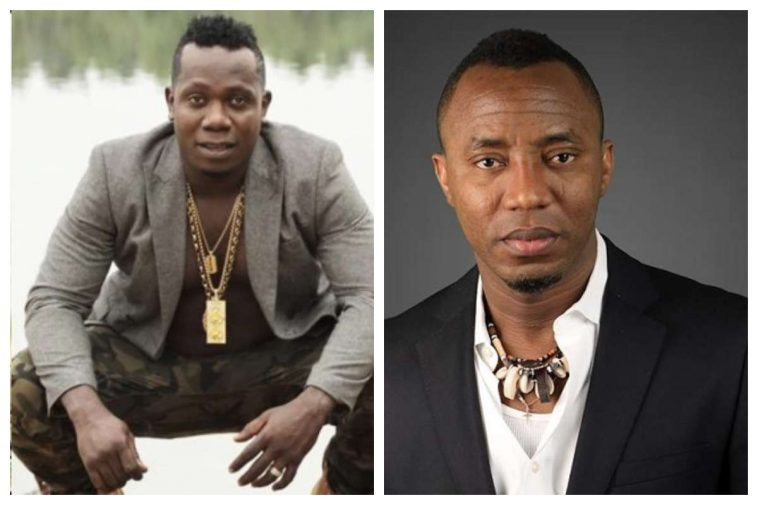 Photo of 2019: Make me your Vice-president – Duncan Mighty begs Sowore