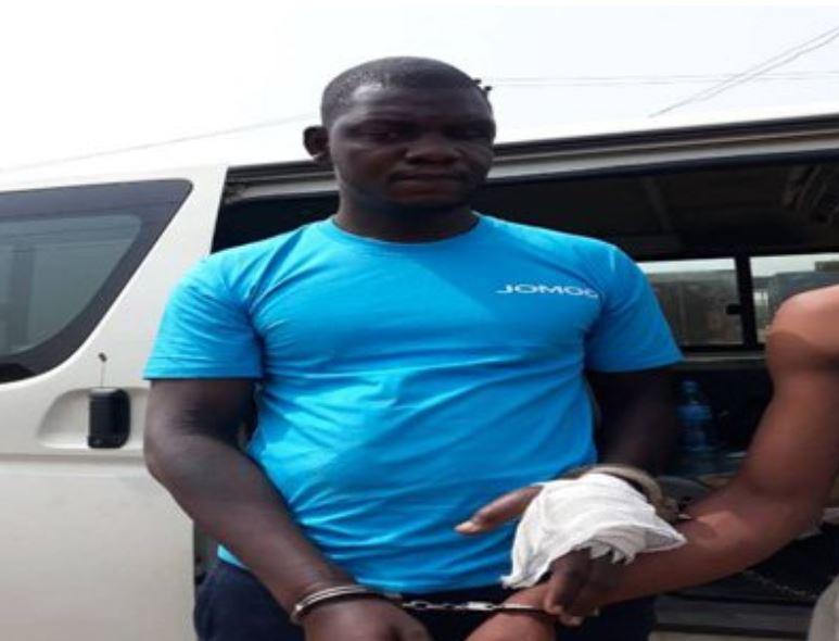 Photo of Police arrest notorious Boko Haram Commander, Abdulmalik Umar in Lagos