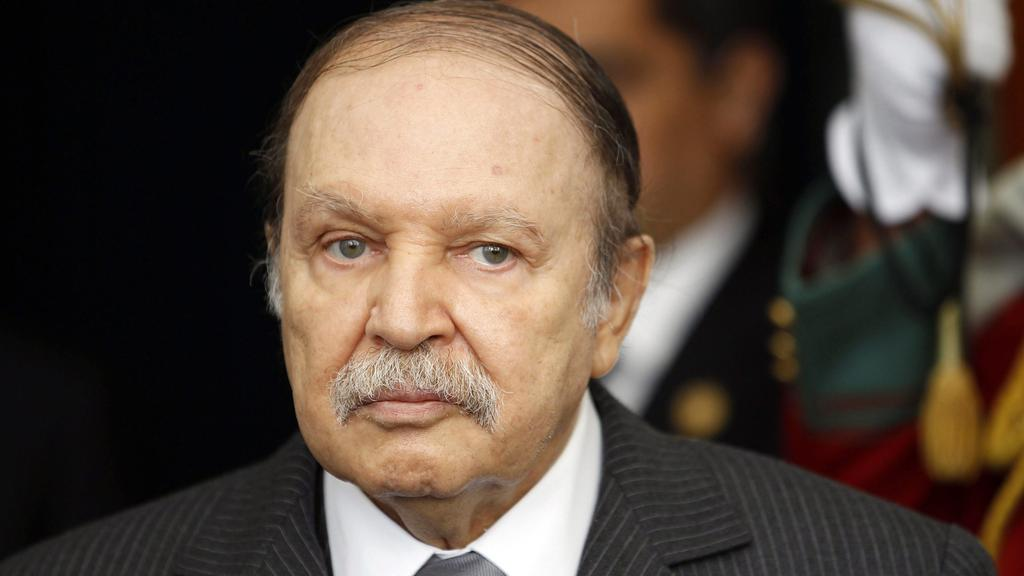 Photo of Algerian President, Bouteflika resigns amid mass protest