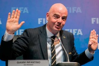 COVID-19: FIFA president Infantino rules out early return of fans to stadiums