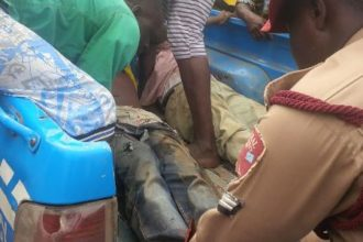 FRSC confirm two dead, 18 injured in Sango accident