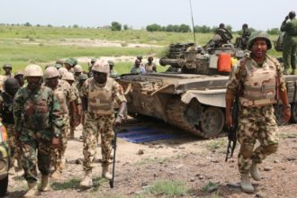 Troops neutralise five Boko Haram terrorists in Yobe