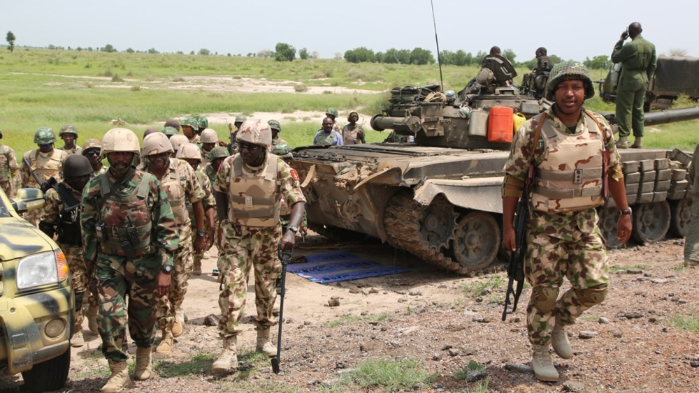 Photo of Troops raid terrorists' hideouts, eliminate 5 in Borno