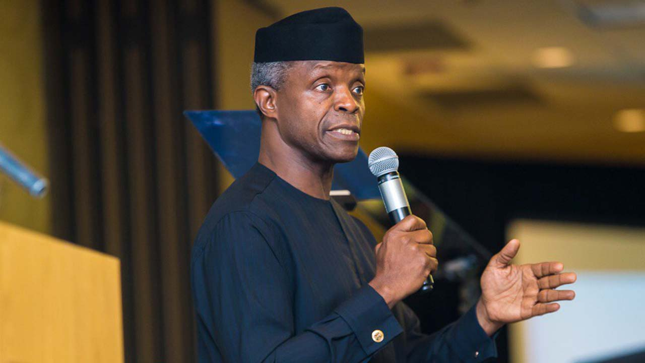 Photo of Inconclusive polls: Osinbajo holds secret meeting with Bauchi, Adamawa governors
