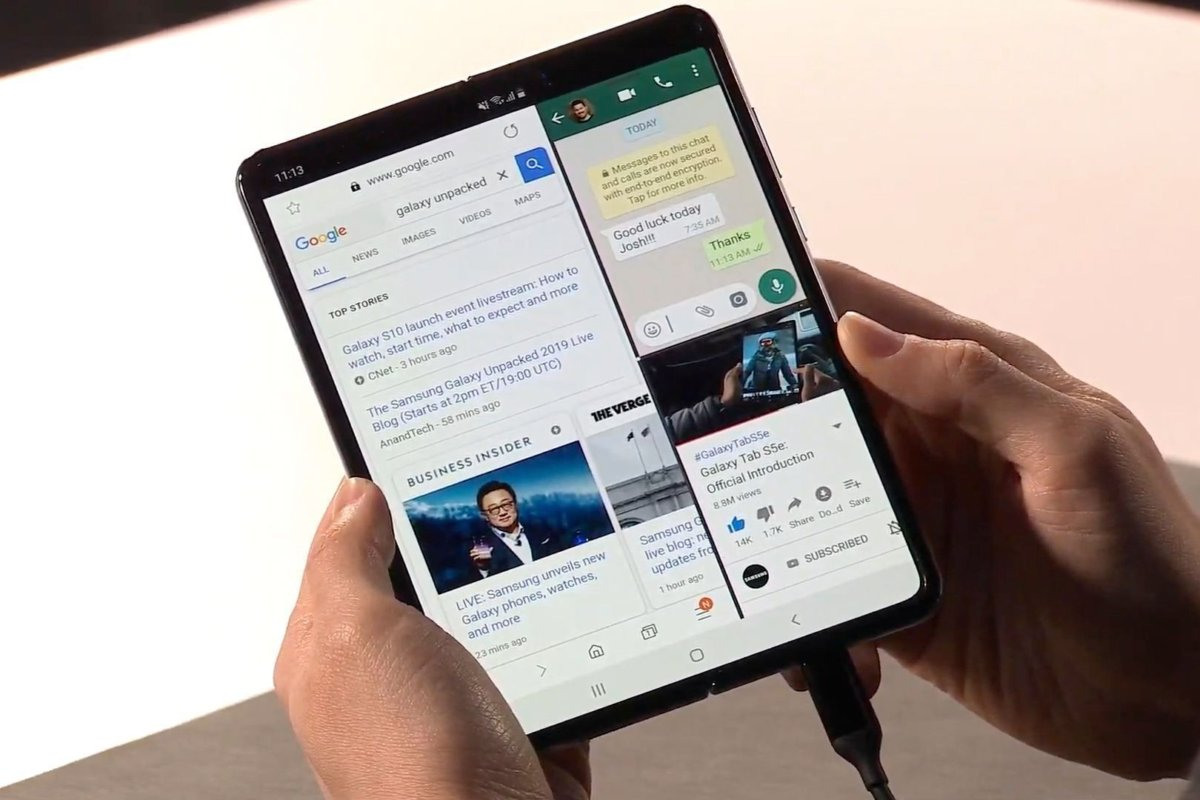 Photo of All you need to know about new Samsung Galaxy Fold