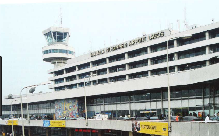 Photo of Ondo lawmaker hit by stray bullet at Lagos airport