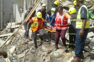 10 buildings collapse in Anambra