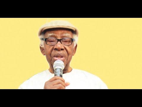Photo of Celebrated poet, Gabriel Okara dies weeks before 98th birthday