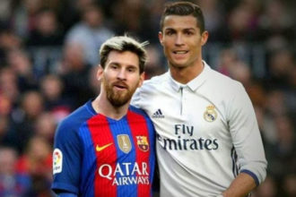 Best Player: Rooney picks Messi over Ronaldo