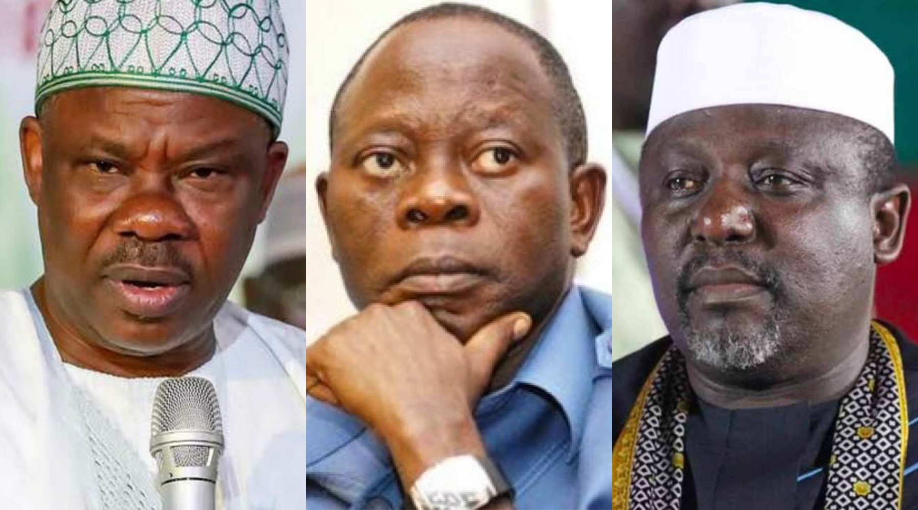 Photo of Guber poll: Suspension of Amosun, Okorocha 'll not affect our victory – APC