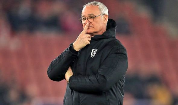 Photo of Fulham sack Ranieri, appoint Parker as caretaker manager