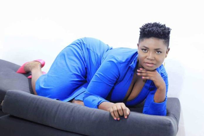 Photo of I feel uncomfortable wearing panties – Ghanaian actress, Safina Haroun