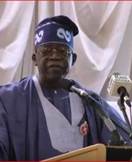 JUST IN: Tinubu breaks silence on APC crisis, 2023 presidential ambition