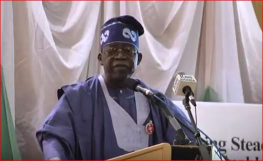 Photo of Tinubu writes Borno Gov on killings perpetuated by cold-blooded insurgents