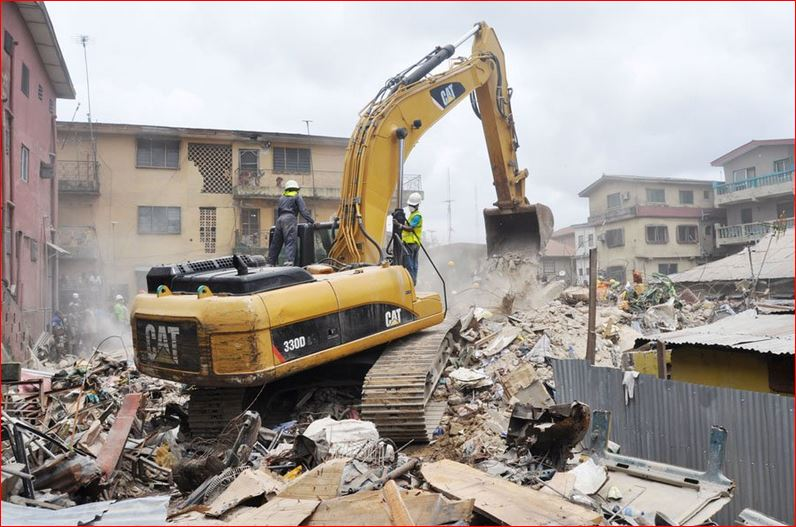 Photo of Incessant collapse: Lagos orders occupants of marked buildings to vacate immediately