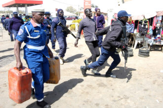 Civil Defence officer 'accidentally' shoots colleague dead in Lagos
