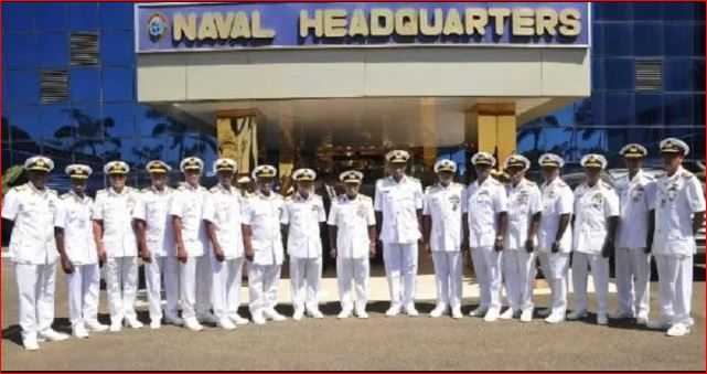 Photo of Navy declares four wanted for crude oil theft
