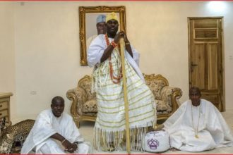 No harm done to oldest palace in Yoruba land, Ooni reacts after fire incident