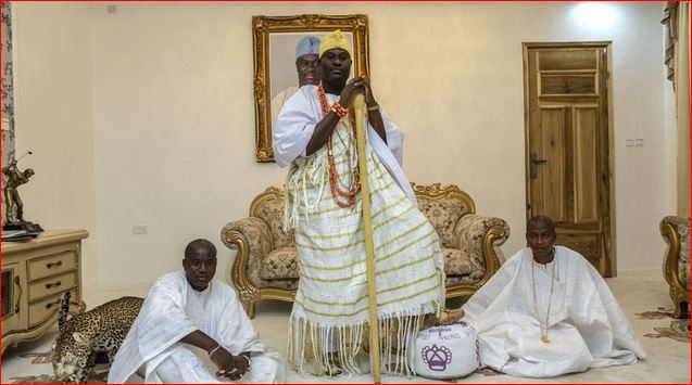 Osun devotees are not idol worshippers - Ooni of Ife
