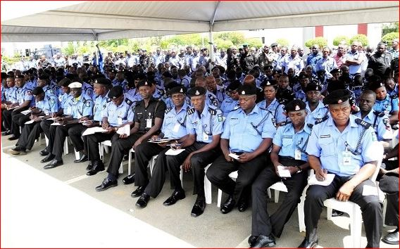 Photo of Police Service Commission promotes 8,916 officers