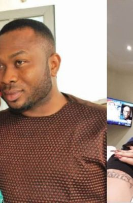 My son thinks his father is dead – Tonto Dikeh