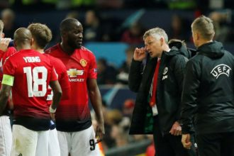 Man Utd one leg out of Champions League after Shaw's fatal own goal