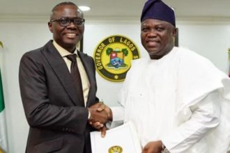 I've lost weight since taking over from Ambode - Sanwo-Olu confesses 10 days after take over