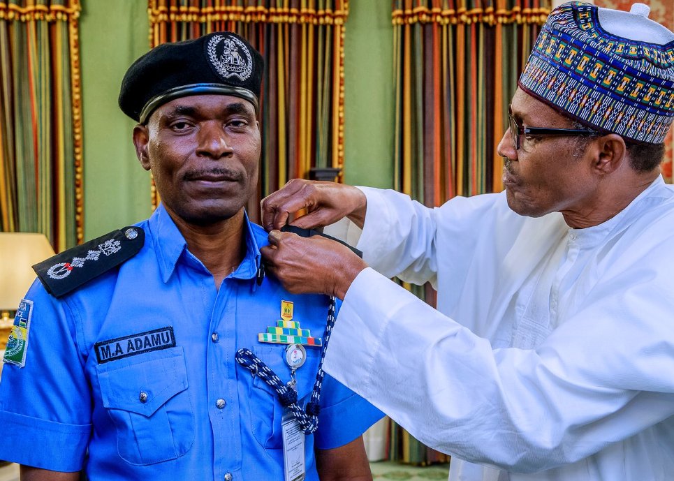IGP, 11 other senior officers test negative for COVID-19