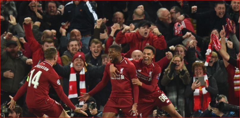 Photo of Liverpool thrash Bournemouth, go 11 points clear