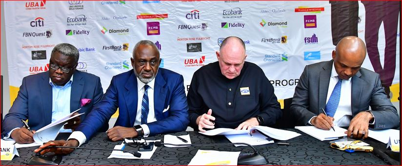 Photo of MTN signs N200bn loan facility with seven banks
