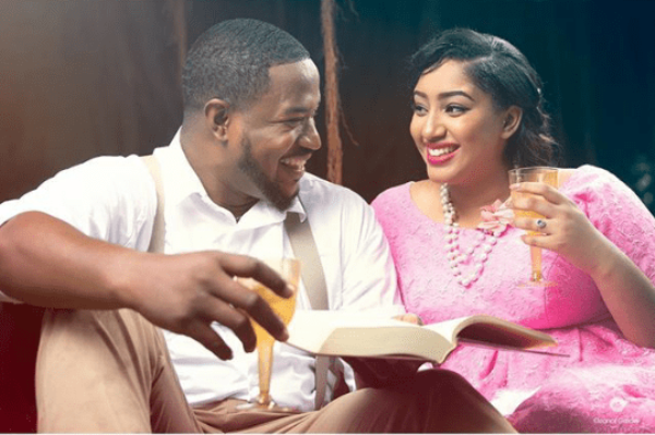 Photo of Mofe Duncan's ex wife speaks on crashed marriage