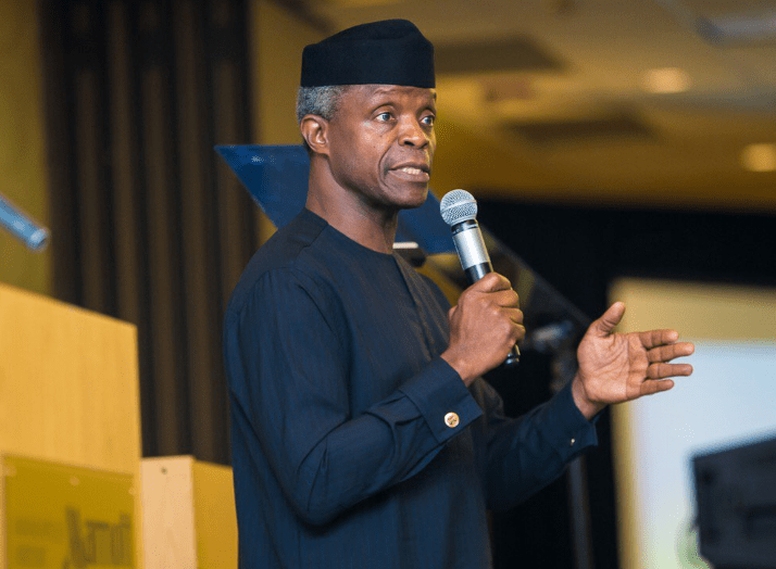 Photo of BREAKING: Police violations of young people's rights unacceptable, annoying – Osinbajo