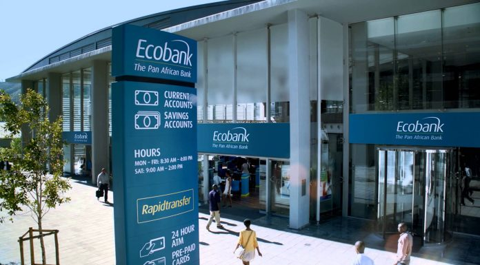 Photo of Ecobank Nigeria launches Business Banking App – Omni Lite App