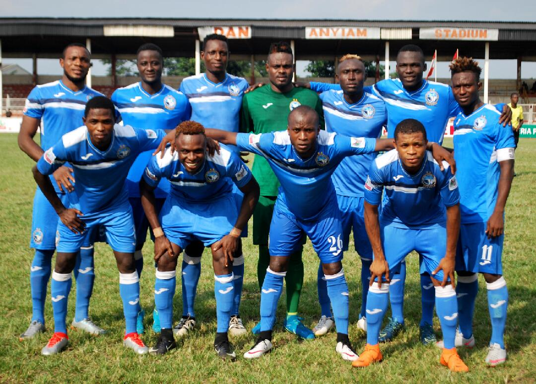 CAFCC: Enyimba secures 1-0 victory over Rivers United
