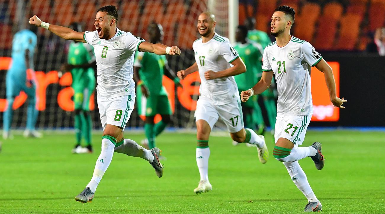 Photo of Algeria win 2019 AFCON with early goal over Senegal