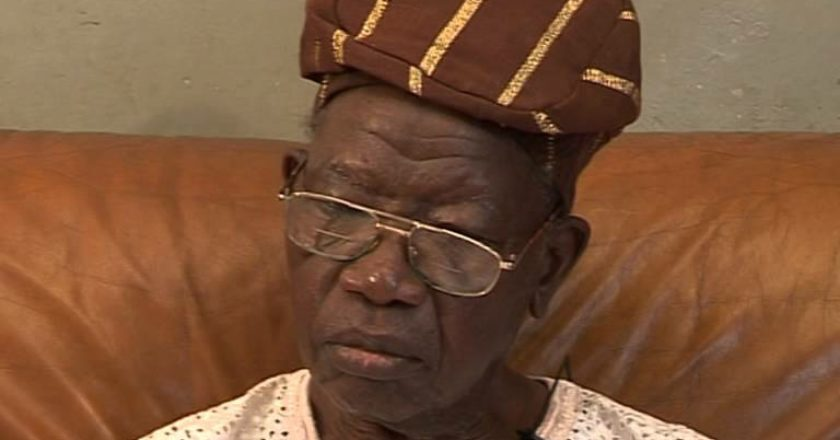 Photo of BREAKING: Ex-Lagos Governor, Lateef Jakande is dead