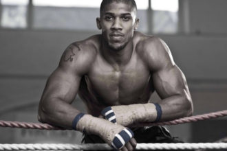 Anthony Joshua condemns Shooting of #EndSARS Protesters, pledges support for victims [Video]